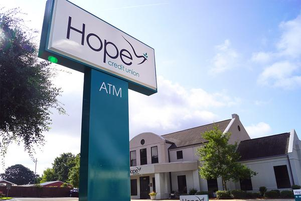 regions donates branch to community focused hope credit union for its first branch birmingham business journal community focused hope credit union