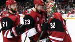 The Arizona Coyotes are close to being sold.