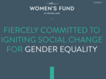 Women's Fund searching for new CEO after Mary Cusick's exit