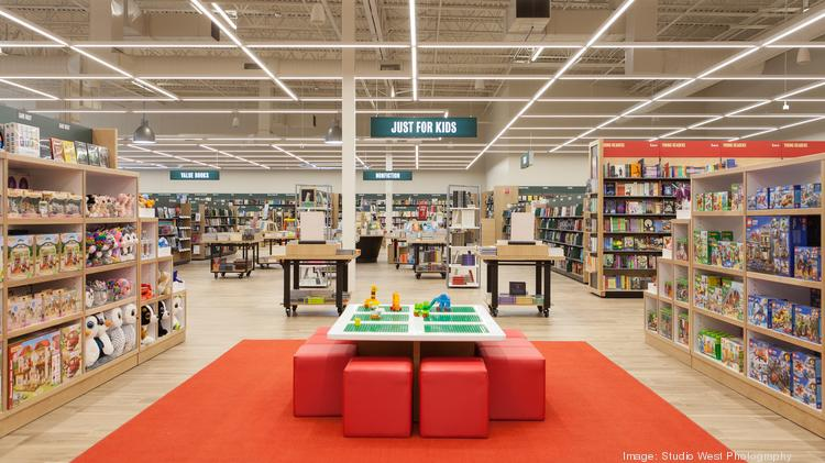 Barnes Noble Opening Prototype Store In Vernon Hills Chicago