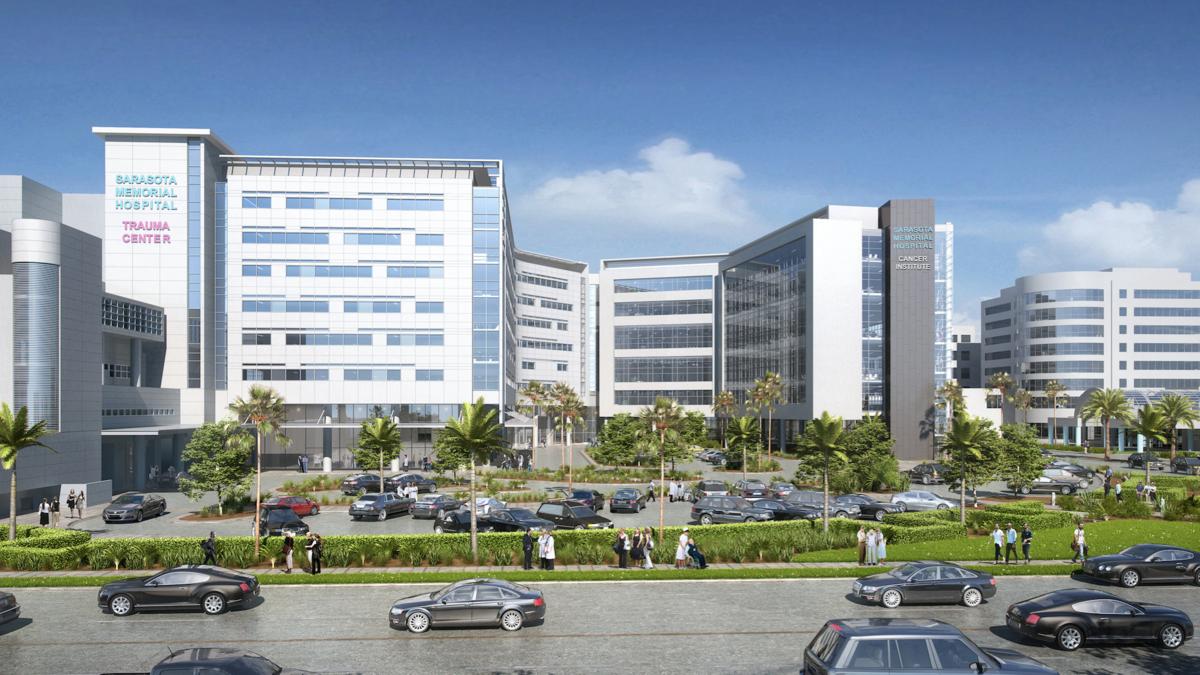 Sarasota Memorial Hospital's plans to build cancer institute - Tampa