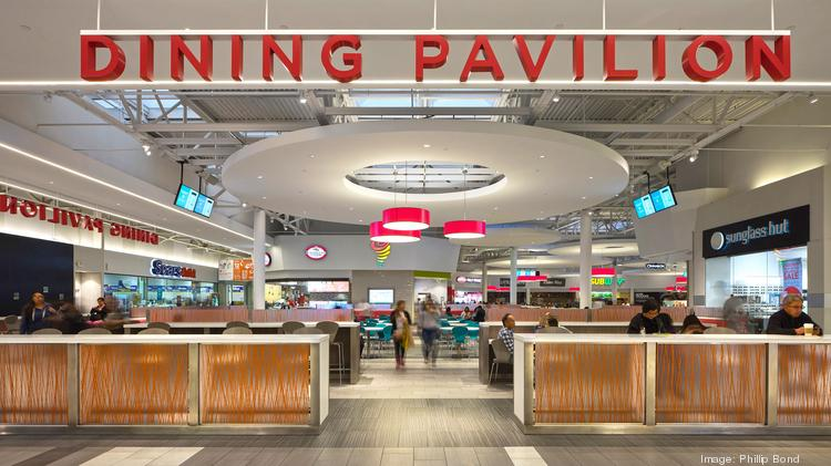 The Great Mall S Revamped Dining Pavilion Includes 10 Restaurants Though 1 365 Million Square