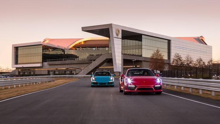 Porsche Experience Center >> Atlanta Porsche Experience Center To Host First Ever Wedding