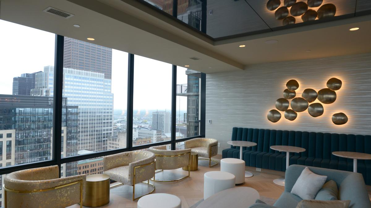 Opus Group unveils 30-story apartment tower in downtown Minneapolis called 365 Nicollet - Minneapolis / St. Paul Business Journal