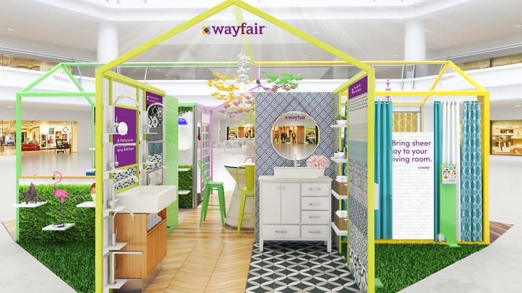 Wayfair Stock Drops As Amazon Plans New Furniture Brand