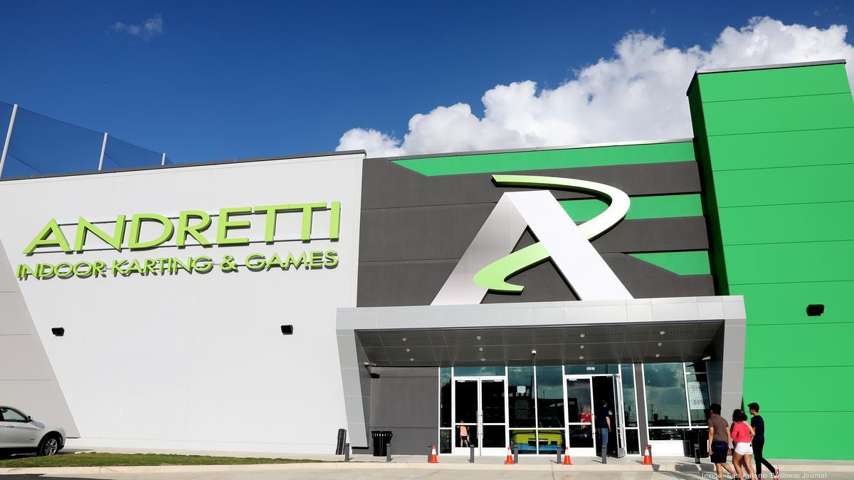 Andretti Indoor Karting & Games San Antonio, 5527 N Loop ...