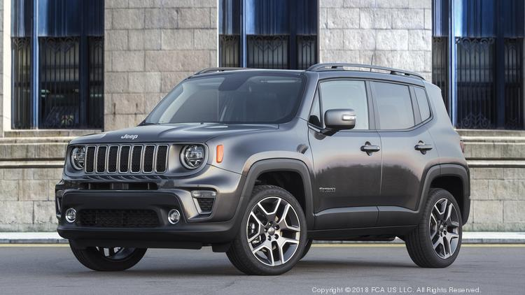 Automotive Minute 2019 Jeep Renegade S New Engine Is Just The Pep