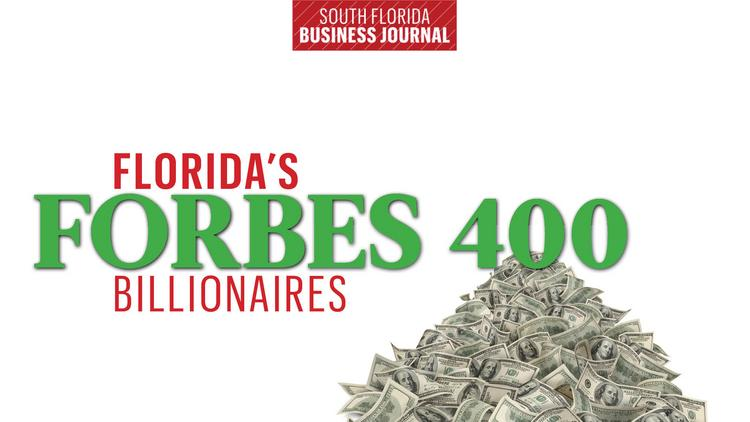 2018 Forbes 400: Florida's richest residents - South Florida