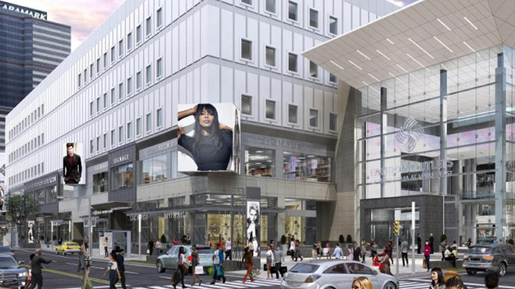 More entertainment set for Fashion District Philadelphia