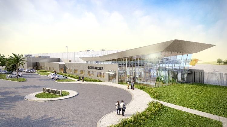 Bombardier to build major new service center in Miami in