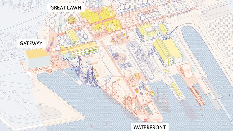 National Parks launches redevelopment of Charlestown Navy