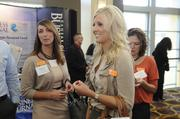 NorthPoint Development's Tracy Marconett and Macy Ritter.
