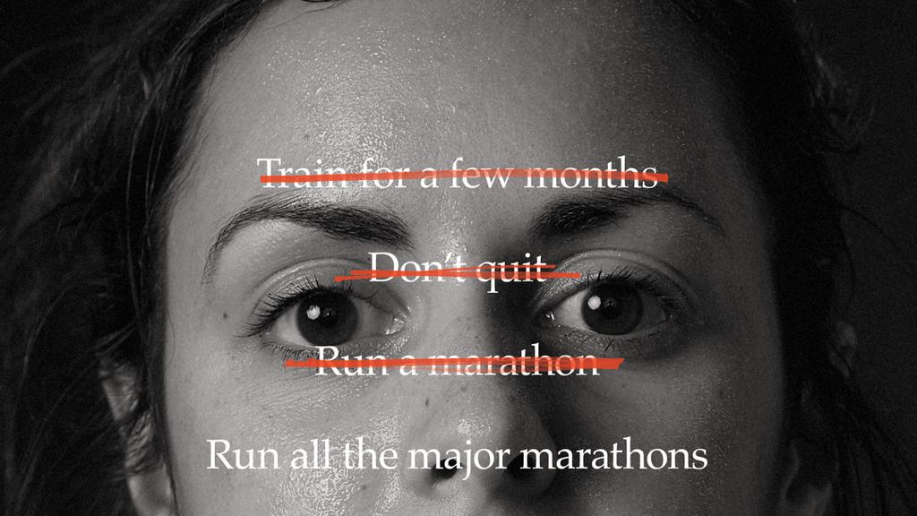 Nike Rolls Out New Ads Tied To Bank Of America Chicago Marathon Chicago Business Journal