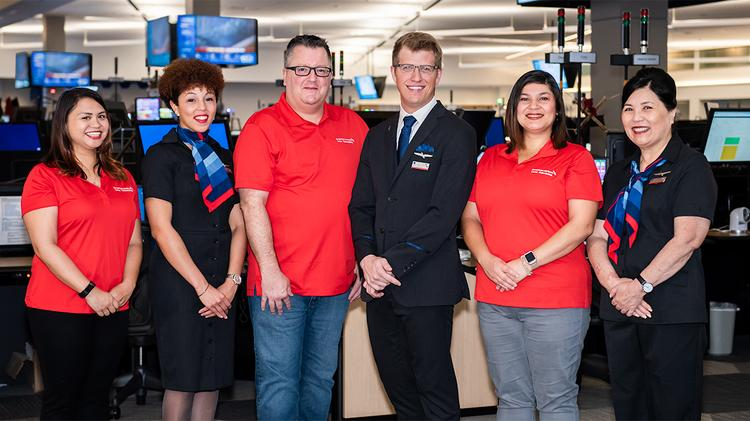 American Airlines completes flight attendant integration