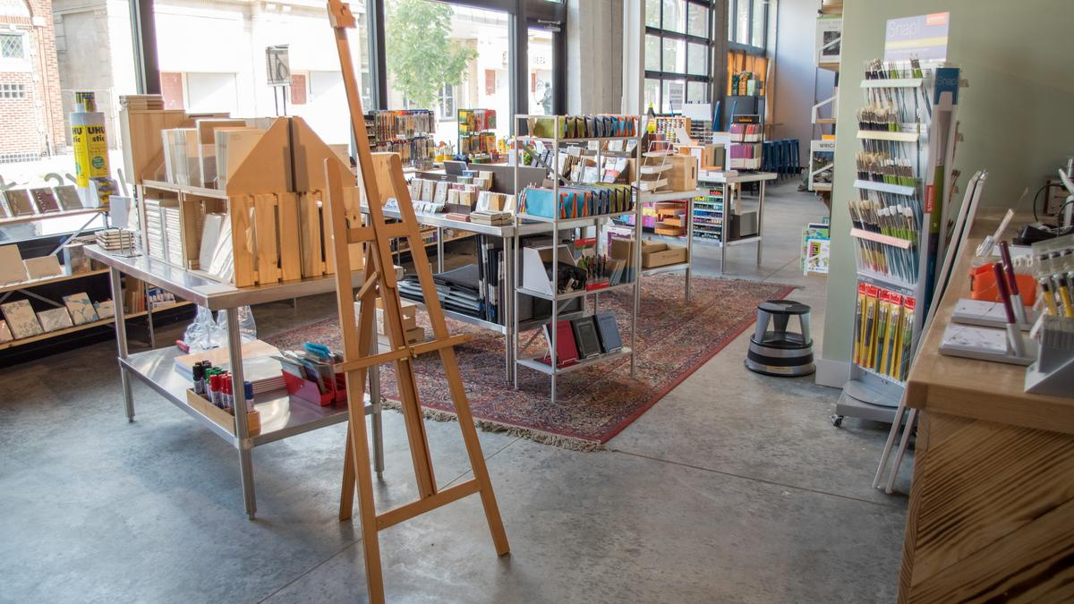 St  Louis Art Supply opens in Central West End - St  Louis Business