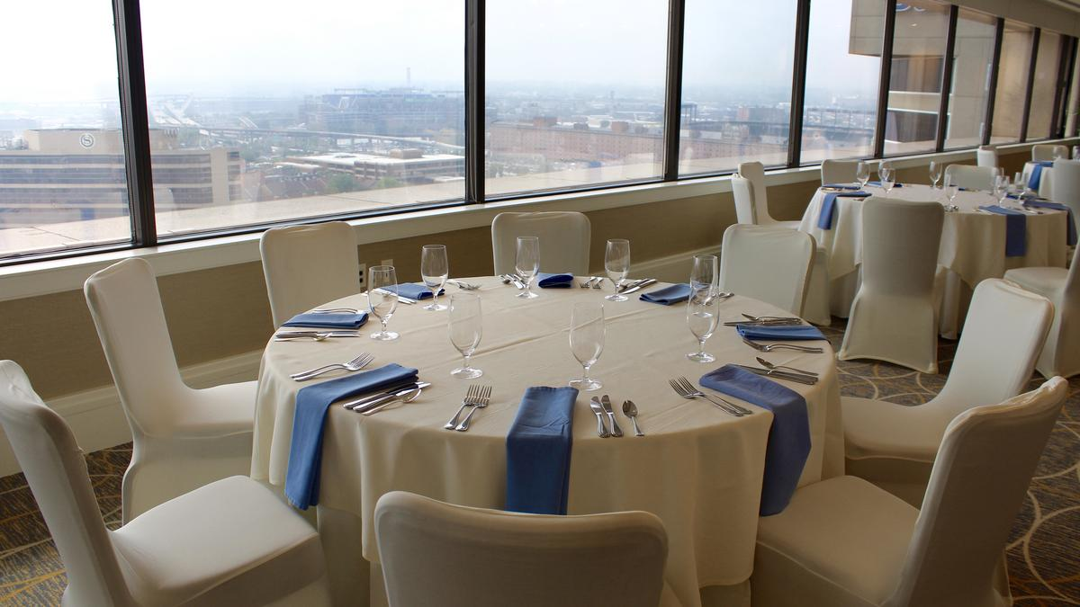 Center Club's renovated 16th floor makes its debut - Baltimore Business Journal