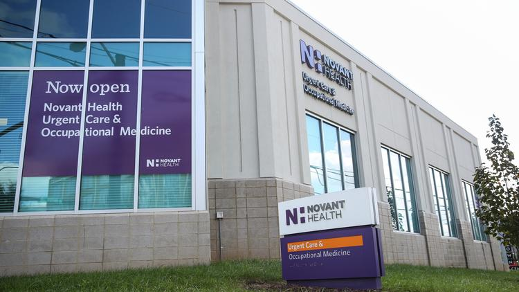 Novant Health Gohealth To Open Urgent Care Centers In Charlotte
