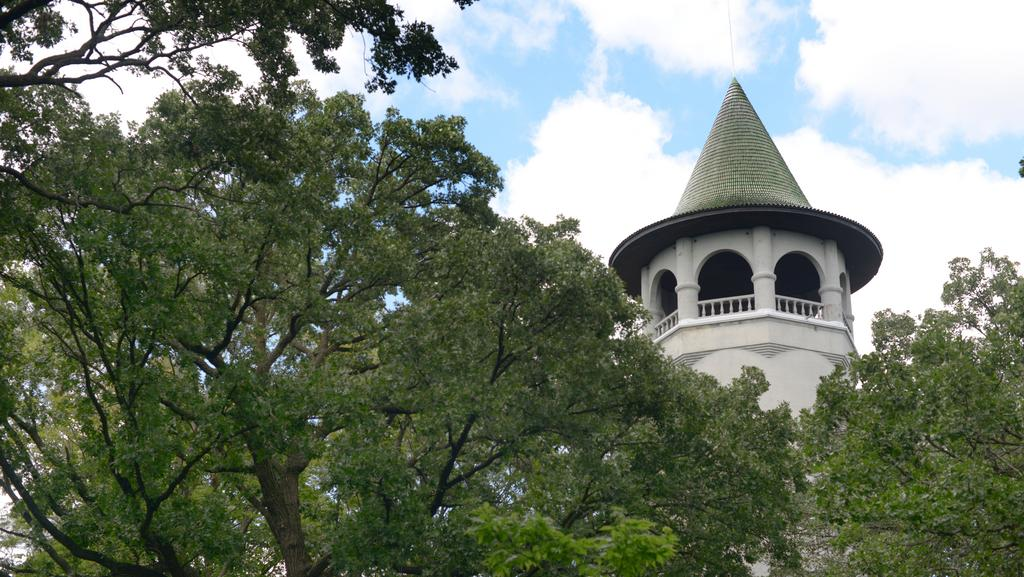 Should the Witch's Hat tower limit the height of future Prospect Park developments?