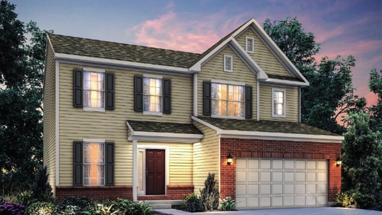 Kerrisdale, A New Community M/I Homes Of Cincinnati Is Building In  Deerfield Township