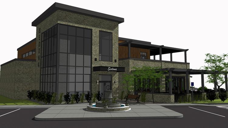 New upscale casual Sedona to be built in place of Ground