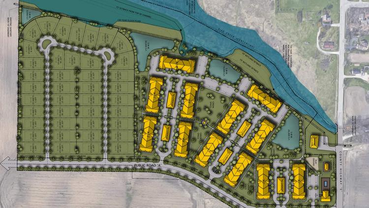bear development pitches hundreds more apartments in somers