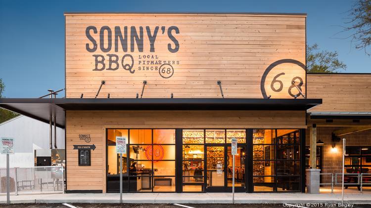 2018 Golden 100 Bbq Restaurant Chain Sonny S Franchise Co