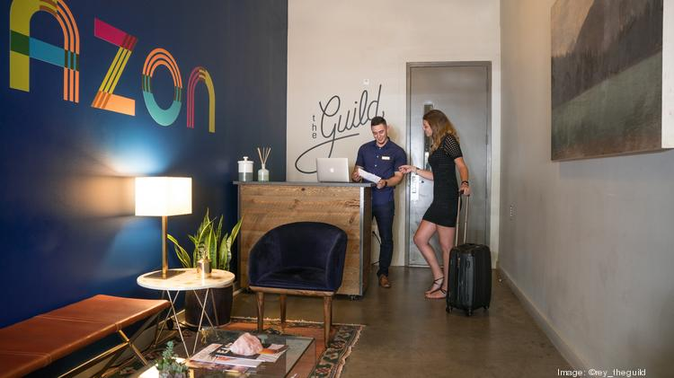 The Guild steps out with $9M raised, model to combine best