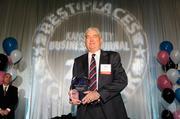 Robert Jones, principal, Ryan LLC - Third Place, Small Companies, 2013 Best Places to Work