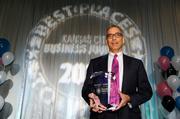 Kevin Birzer, senior managing director, Tortoise Capital Advisors LLC - First Place, Medium Companies, 2013 Best Places to Work