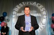 John Van Blaricum, vice president of marketing, FishNet Security Inc. - Second Place, Large Companies, 2013 Best Places to Work