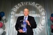 John Walter, internal communications manager, Burns & McDonnell - First Place, Large Companies, 2013 Best Places to Work