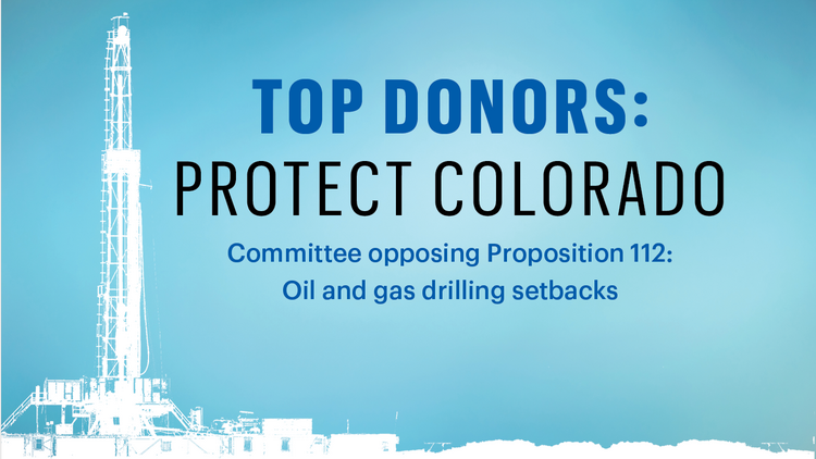 Colorado's Proposition 112 oil-well setback ballot fight