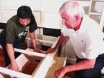 Furniture orders decline 9 percent in December