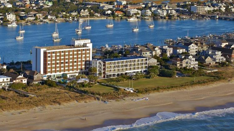 Blockade Runner Resort On Wrightsville Beach