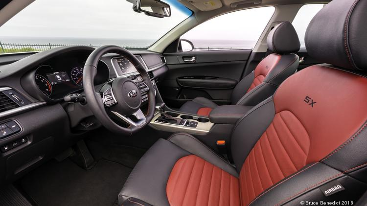 Outstanding Automotive Minute Georgia Made 2019 Kia Optima Sx Is The Caraccident5 Cool Chair Designs And Ideas Caraccident5Info