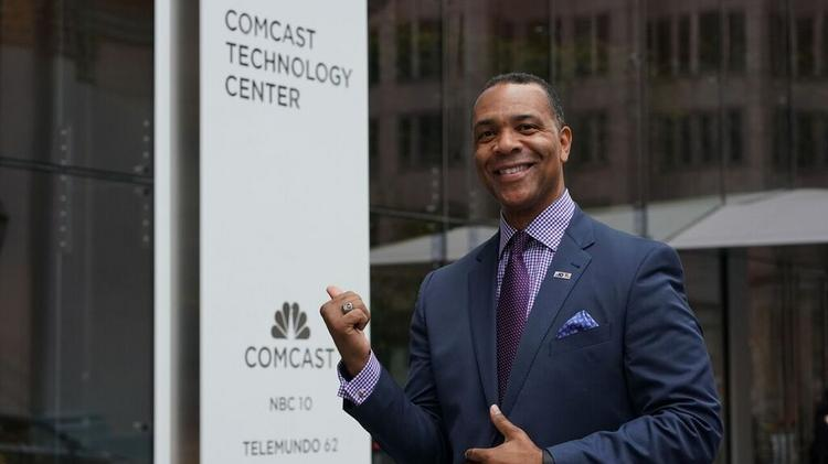 A First Look At Nbc10s New Home At The Comcast Technology Center