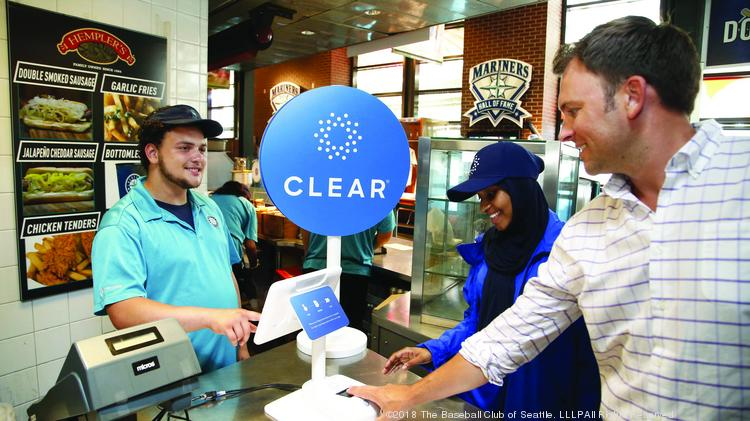 Clear targets sports for its fingerprint technology - New