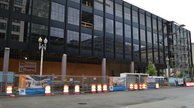 MLK Library getting creative with $211 million renovation