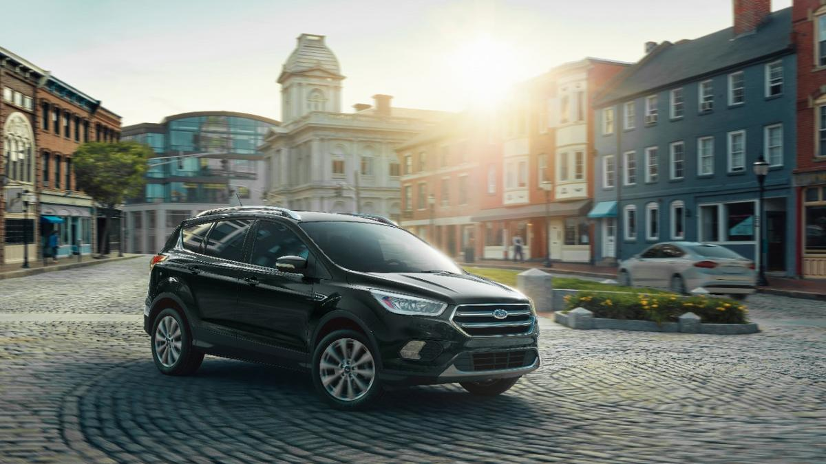 2018 Ford Escape Colors >> Ford Escape What S Next Louisville Business First