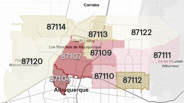 Albuquerque Neighborhoods With Highest Beer Spending Albuquerque