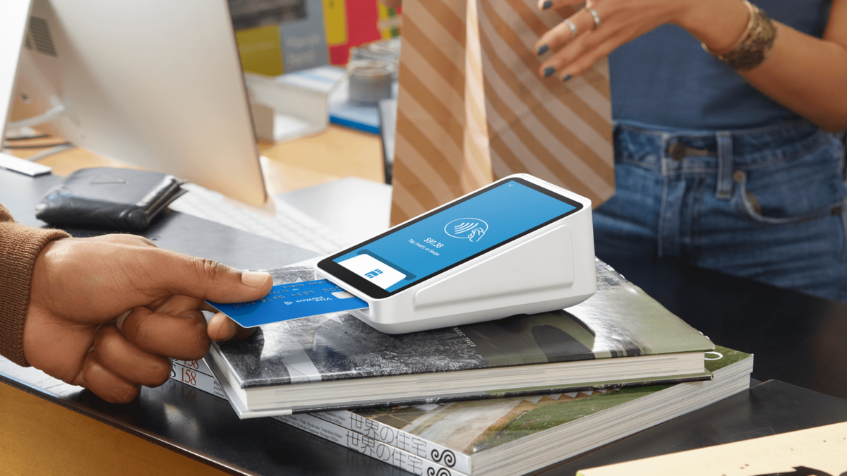 Square Unveils New All In One Card Processing Device St Louis