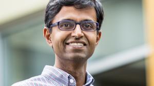 Siddhartha Srinivasa is Boeing endowed professor at UW's School of Computer Science and Engineering and director of robotics at Amazon.