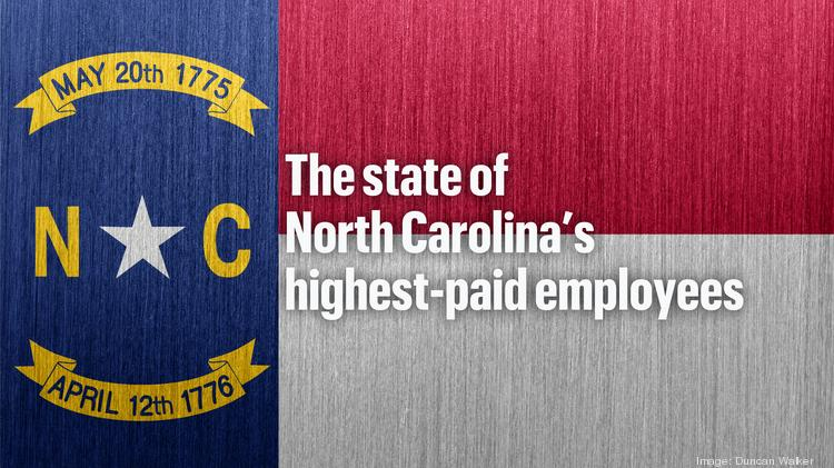 Salaries Of 127 000 Nc Government And Unc Employees Slideshow And