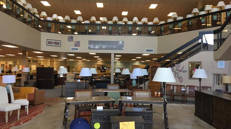 Office Furniture Liquidations, A Seller Of Pre Owned Furniture, Has  Relocated It Headquarters