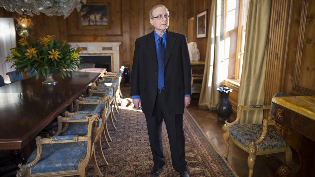 Paul Allen's homes plus yacht worth at least $906 million