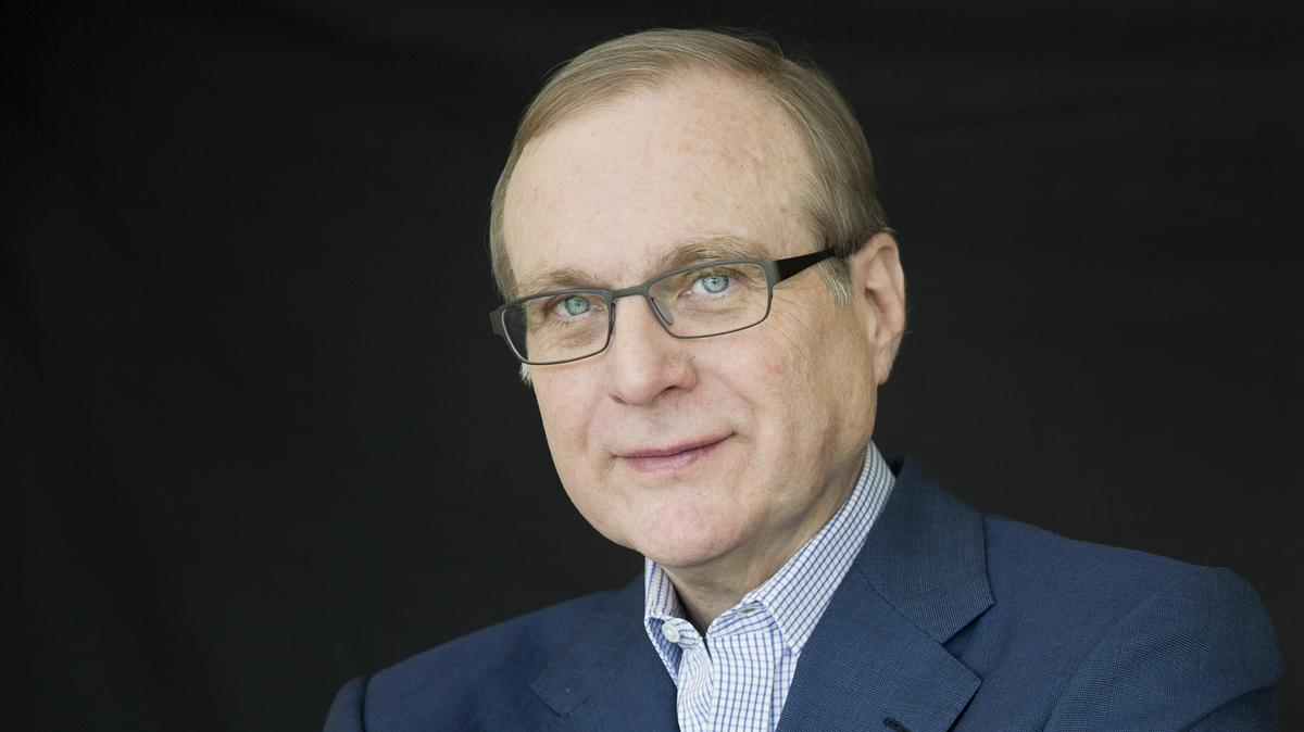 Paul Allen once played guitar for hippos and landed his plane on NASA's space shuttle runway - Puget Sound Business Journal