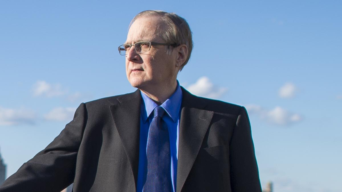 paul allen appears to have cleared  130 million worth of