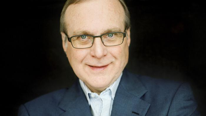 FILE -- Paul Allen, owner of the Seattle Seahawks football team, founder of the Allen Institute for Brain Science and co-founder, along with Bill Gates, of Microsoft, in New York, Jan. 31, 2014. On the occasion of Microsoft's 40th anniversary, Allen recen