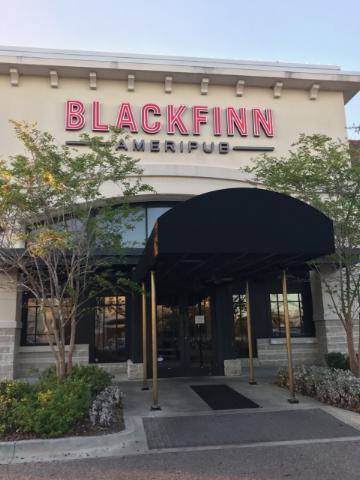 The Blackfinn Ameripub In Jacksonville