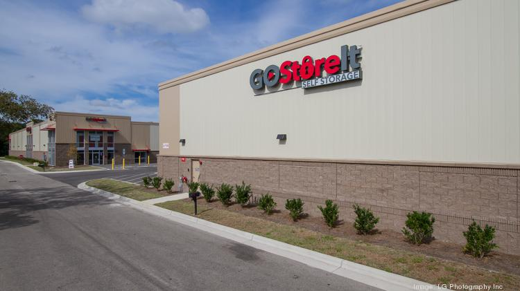 The Kmart Building Will Be Converted Into A Go Store It Storage Center.
